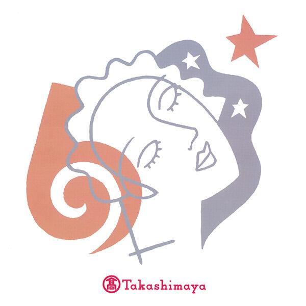高島屋 タカシマヤカード 券面イラストレーション